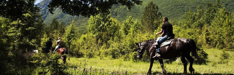 Escursioni nel verde d'Abruzzo